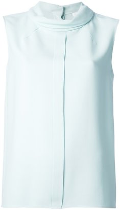 Chloé sleeveless blouse