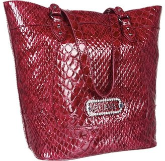 GUESS Kanika Tote (Red) - Bags and Luggage