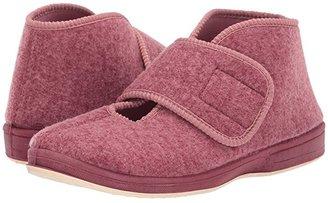 Foamtreads Tradition (Dusty Rose) Women's Slippers