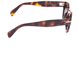 Celine Sunglasses Teddy round sunglasses