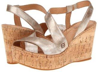 Børn Venetia (Panna Cotta (Silver) Metallic) - Footwear