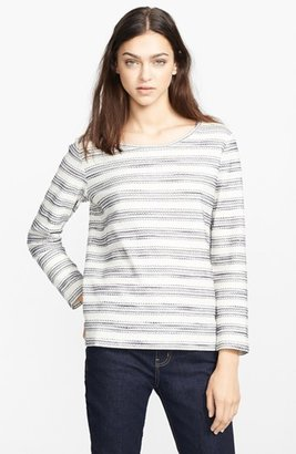 A.P.C. Stripe Jersey Top