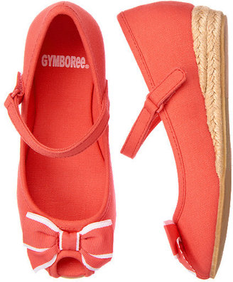 Gymboree Bow Espadrille Shoe