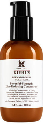 Kiehl's Since 1851 Powerful-Strength Line-Reducing Concentrate, 3.4 oz. $102 thestylecure.com