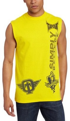 Tapout Men's Bold To Defend Muscle Tee