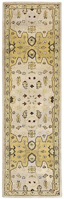 "Woolmark Kaleen Presidential Picks Wormsloe Floor Runner - 2'3""x8', Virgin Wool"
