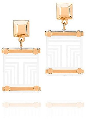 Tory Burch Maja Drop Earring