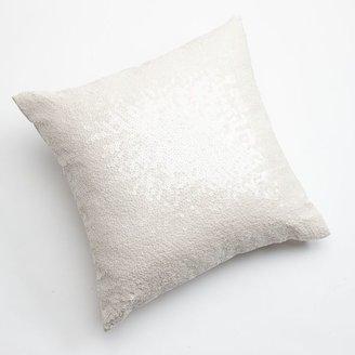 JLO by Jennifer Lopez bedding collection snow leopard sequin decorative pillow