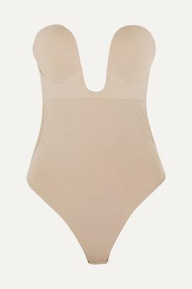 Fashion Forms – U-plunge Self-adhesive Backless Bodysuit – Neutral