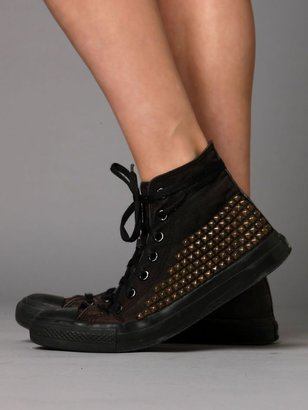 Converse Studded Vintage High Top