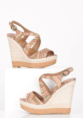 Delia's Wanted Blythe Wedge