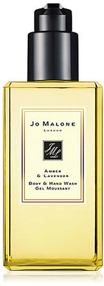 Jo Malone Amber & Lavender Body & Hand Wash/ 8.5 oz.