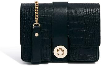 Whistles Mini Boundary Leather Bag