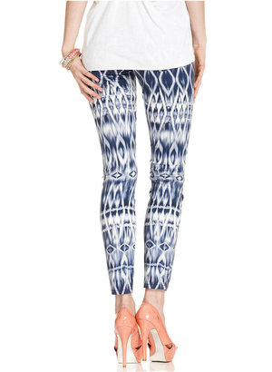 GUESS Jeans, Brittney Printed Leggings