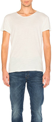 LEVI'S Vintage Clothing 1930's Bay Meadows Tee in Cream $88 thestylecure.com