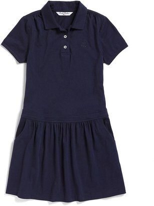 Brooks Brothers Short-Sleeve Jersey Polo® Dress