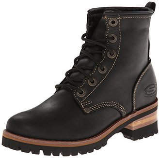 Skechers Women's Laramie 2 Engineer Boot $30.25 thestylecure.com