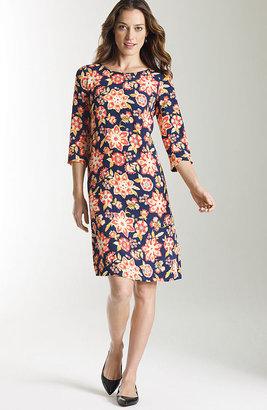 J. Jill Festive garden dress