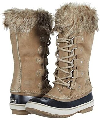Sorel Joan of Arctictm (Quarry/Black) Women's Waterproof Boots