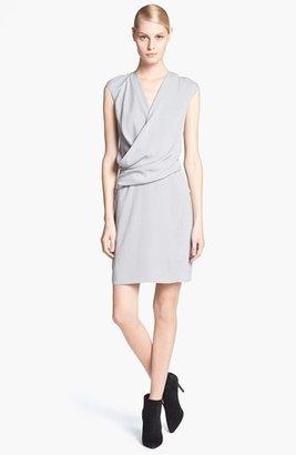 Helmut Lang HELMUT 'Nexa' Overlap Dress