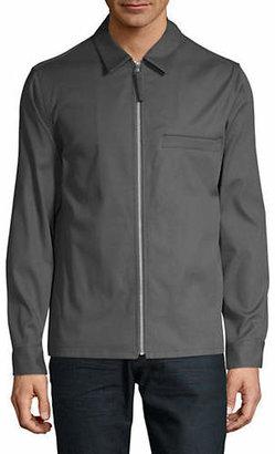 Theory Rye Long-Sleeve Jacket