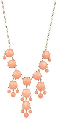 Lori's Shoes Beaded Statement Necklace