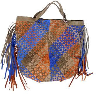Claramonte Plaited Shoulder Bag