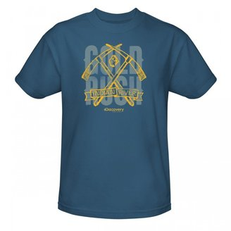 Discovery Gold Rush Indian River T-shirt - Indigo