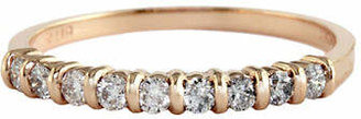 Effy 14K Rose Gold 0.25ct Diamond Stack Ring