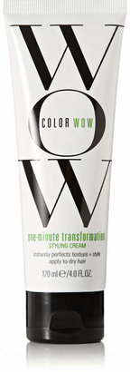 Color Wow - One Minute Transformation Styling Cream, 120ml - Colorless $24 thestylecure.com