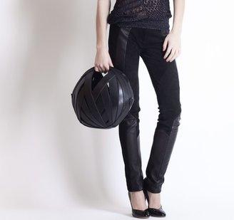 Perrin Paris 1893 Black Ball Medium Bag