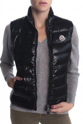 Moncler Ghany Puffer Vest Black