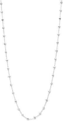 Ippolita Sterling Silver Station Necklace
