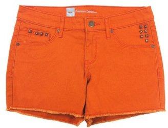 Mossimo Women's Denim Shorts - Orange
