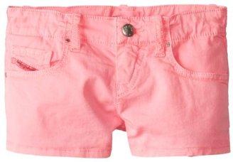 Diesel Big Girls' Prira El Colored Denim Shorts