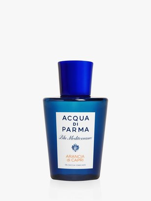 Acqua di Parma Blu Meditarraneo Arancia di Capri Shower Gel, 200ml