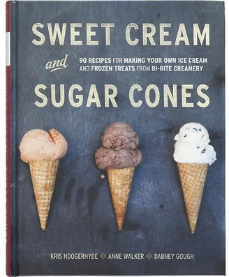 Crate & Barrel Sweet Cream and Sugar Cones Cookbook