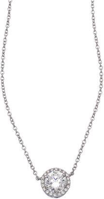 Lafonn Sparkle Halo Pendant Necklace