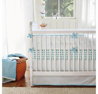Nursery Basics Skirt Aqua