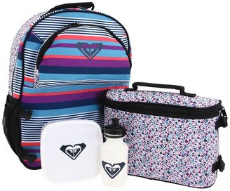 Roxy Bunny Backpack (Sparkling Grape) - Bags and Luggage