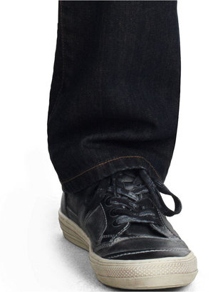Kenneth Cole Reaction Jeans, Straight Fit Dark Wash Jeans