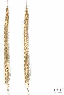 Circadian Studios Mix Chains Earrings