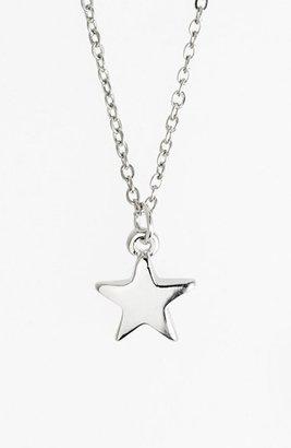 BaubleBar Star Pendant Necklace (Online Only)
