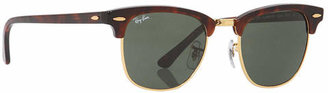 Ray-Ban RB3016 Clubmaster 49mm Sunglasses $150 thestylecure.com