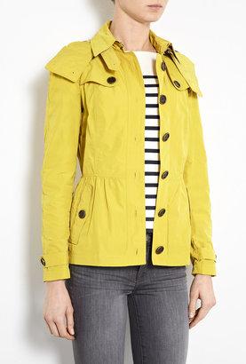 Burberry Lemon Quartz Packaway Jacket