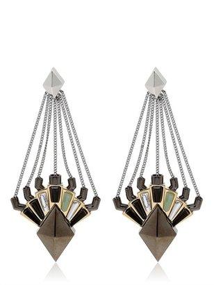 Eddie Borgo Horus Drop Earrings
