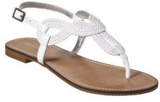 Merona Women's Emeline Sandal - White