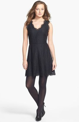 Joie Women's Nikolina B. Lace A-Line Dress
