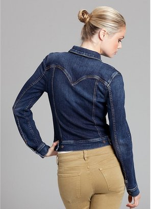 GUESS by Marciano The Jean Jacket No. 89 - Dark Vintage Wash