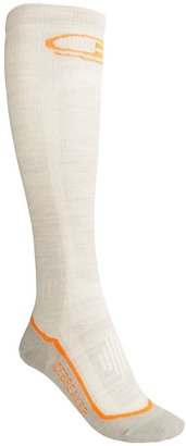 Icebreaker Ski Ultralite Socks - Merino Wool, Over The Calf (For Women)